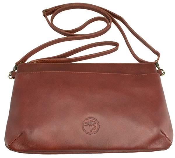 Image of Handbag, clutch Elk leather, Jopo