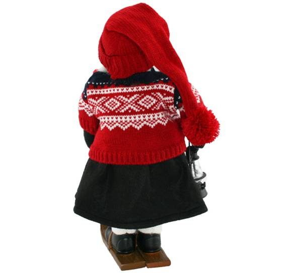 Image of Santa wife with Marius® pullover, red