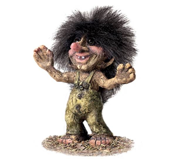 Image of Troll, gentleman (Troll # 031)