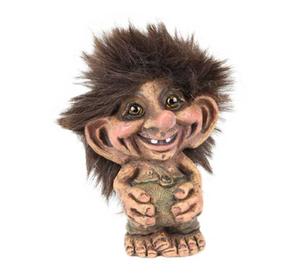 Image of Troll boy with long nose (Troll # 060)