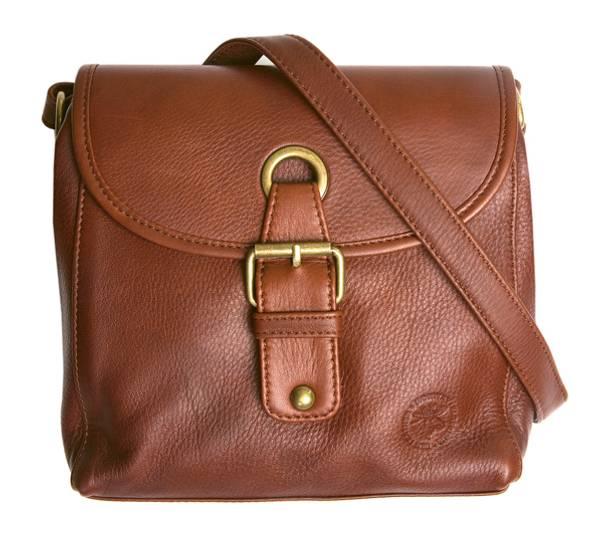 Image of Shoulder bag, small Elk leather, Jopo