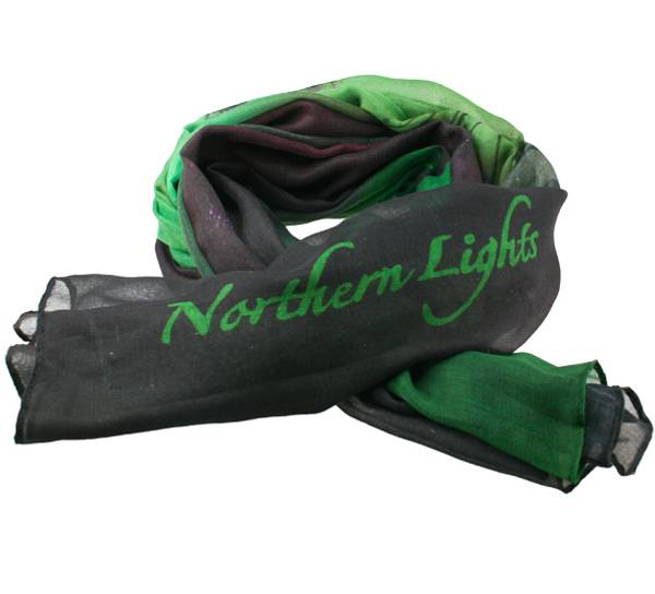 Image of Northern lights scarf