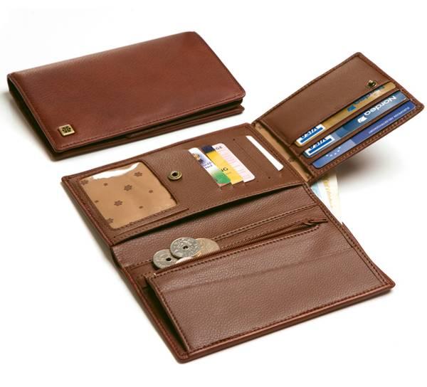 Image of Wallet, mod. 'Granåsen' , Jopo