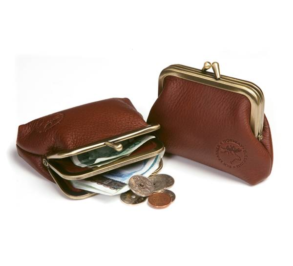Image of Purse, double frame, Jopo