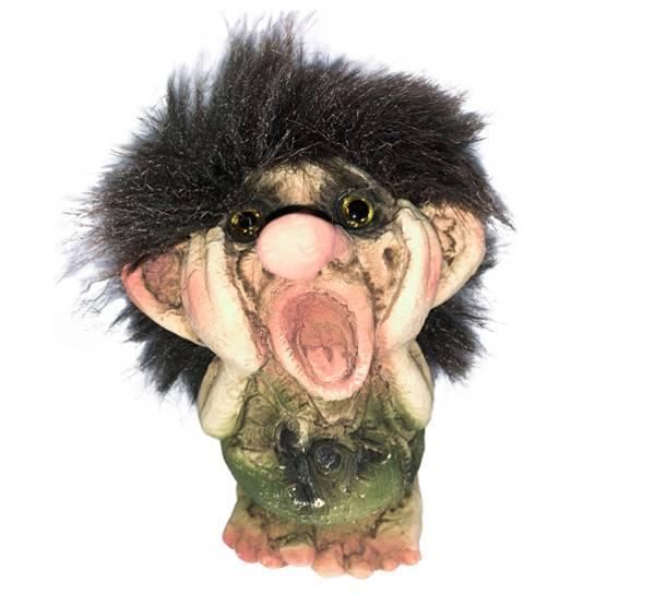 Image of Screaming Troll (Troll # 004)