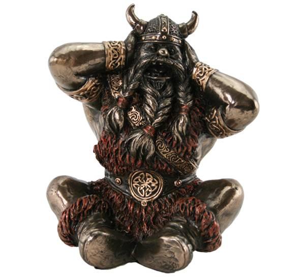 Image of Viking hear no evil