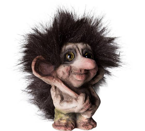 Image of Troll with ladle (Troll # 079)