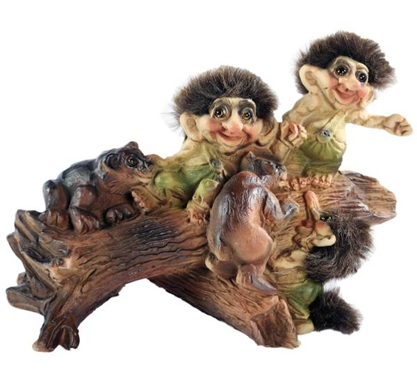 Image of Troll and bears, Limitid edition 2020 (Troll #