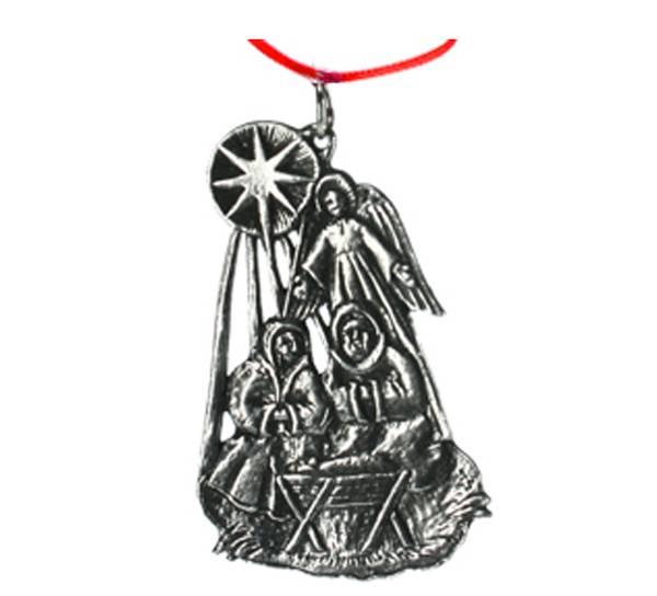 Image of Ornament, Holy Family Tinn-Per