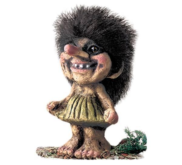 Image of Troll  girl (Troll # 115)