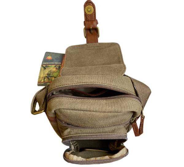 Image of Travel bag, small, sand, Jopo