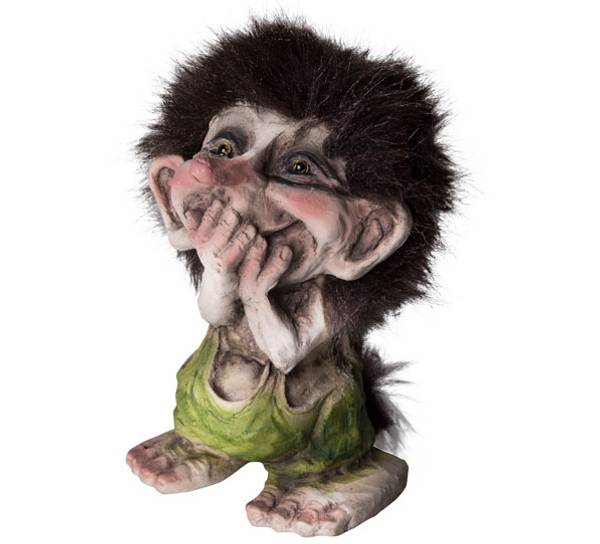 Image of Laughing troll (Troll # 192)