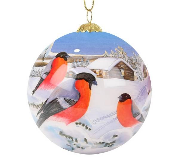 Image of Glass ball, big bird 'Bergerlind'