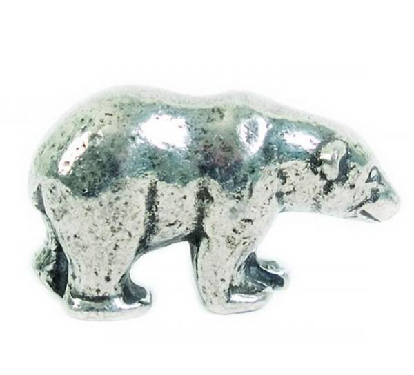 Image of Figurine, Polar Bear Tinn-Per