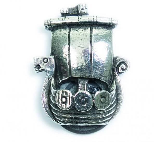 Image of Magnet, Viking ship Tinn-Per