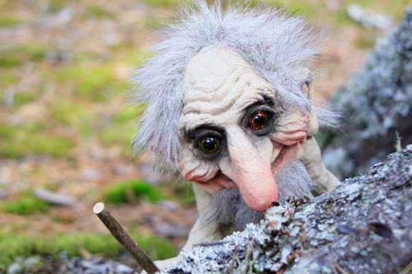 Image of Troll  man (Troll # 116)