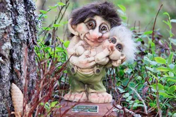 Image of Club troll 2015, Limited edition 2015 (Troll #