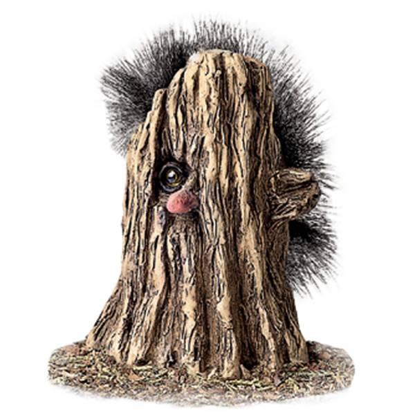 Image of Troll boy in a stump. (Troll # 051)