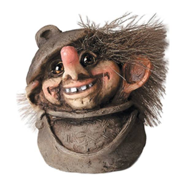 Image of Troll in the black pot (Troll # 054)