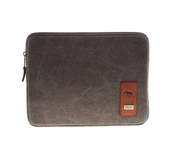 Image of Pad cover in washed canvas, Jopo