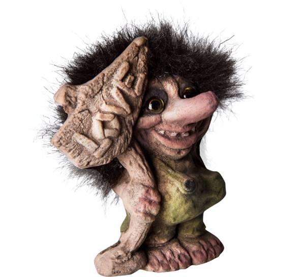Image of Troll boy, 'Love(Troll # 072)