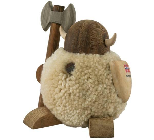 Image of Pompom viking, beige
