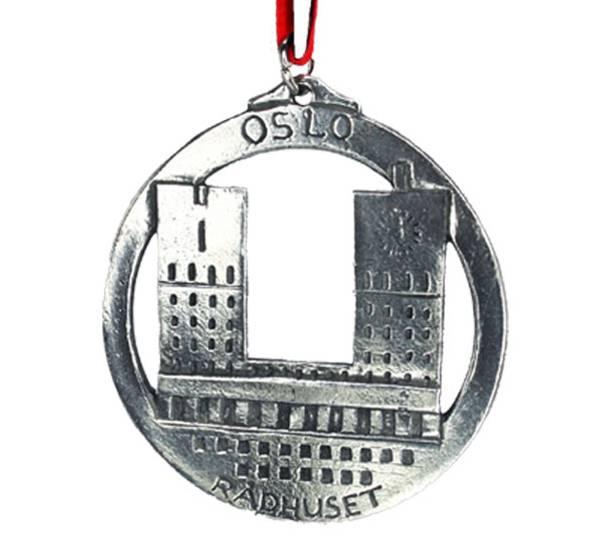 Image of Ornament, Oslo City Hall Tinn-Per