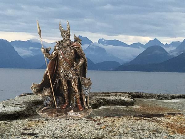 Image of Norse God, 'Odin'