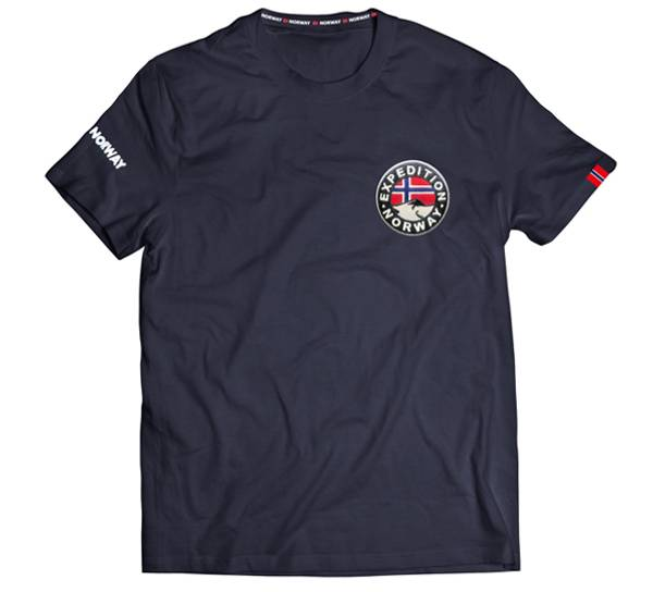 Bilde av T-skjorte, 'Expedition Norway'