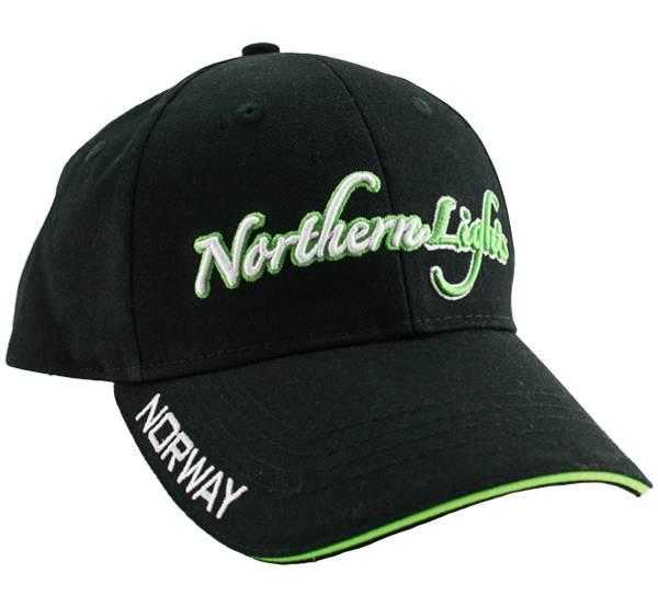 Bilde av Caps sort 'Northern Lights' (Nordlys)