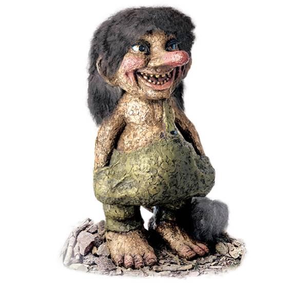 Bilde av Troll, kjempegutt  (Troll nr. 218)