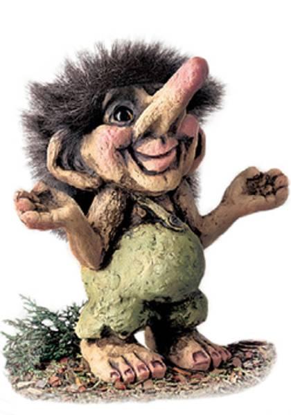 Bilde av Troll med lang nese  (Troll nr. 240)