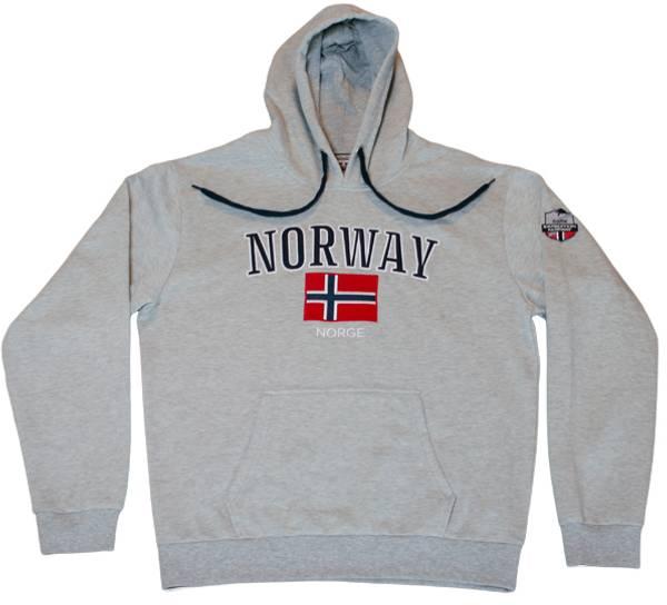 Bilde av Hettegenser lys grå, Expedition Norway 2469