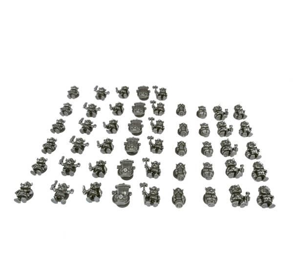 Bilde av Magneter Mix 50 Stk ass. Tinn-Per