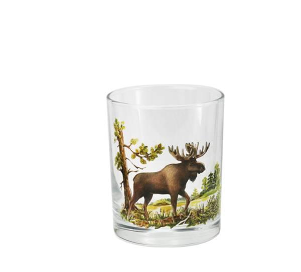 Bilde av Whiskyglass elg