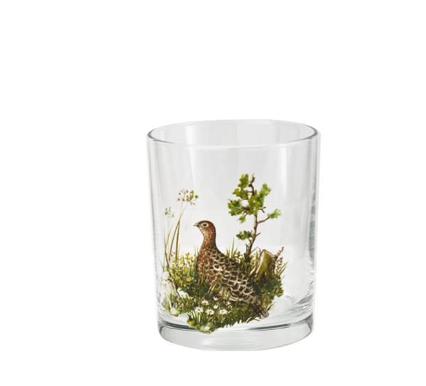 Bilde av Whiskyglass lirype