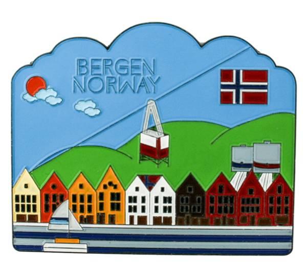 Bilde av Magnet, city style Bergen