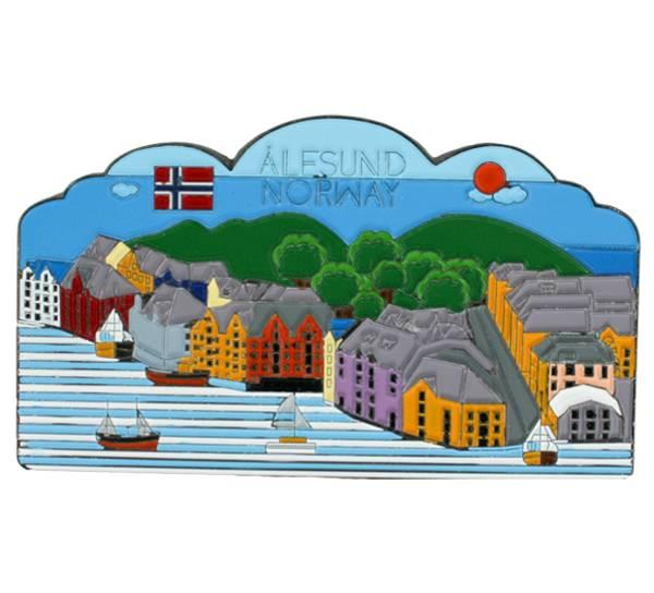 Bilde av Magnet, city style Ålesund