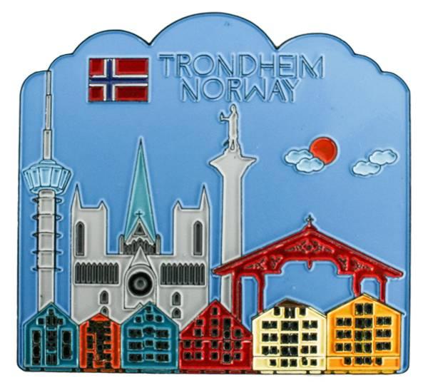 Bilde av Magnet, city style Trondheim