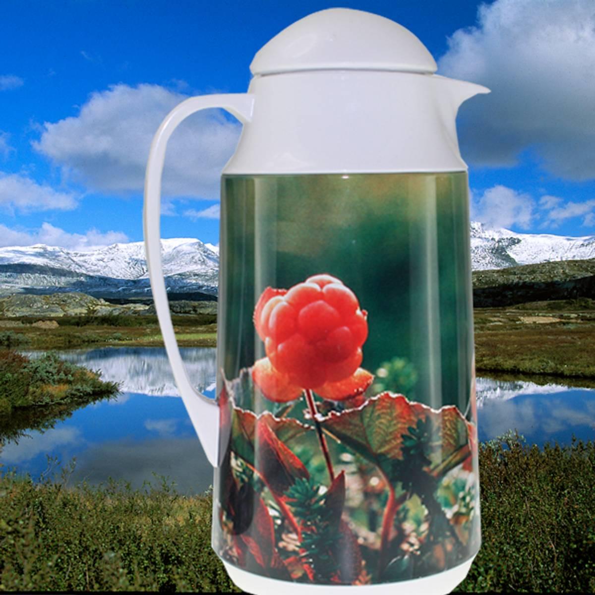 Kaffekanne Flora multe.