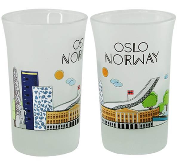 Bilde av Snapsglass, Oslo