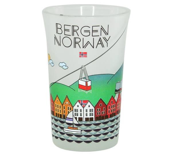 Bilde av Snapsglass, Bergen