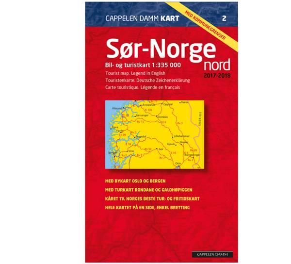 Bilde av Sør-Norge Nord CK2-falset
