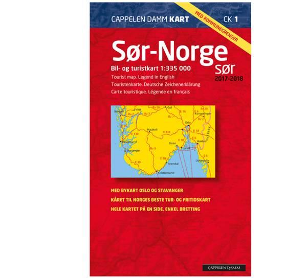 Bilde av Sør-Norge Sør CK1-falset