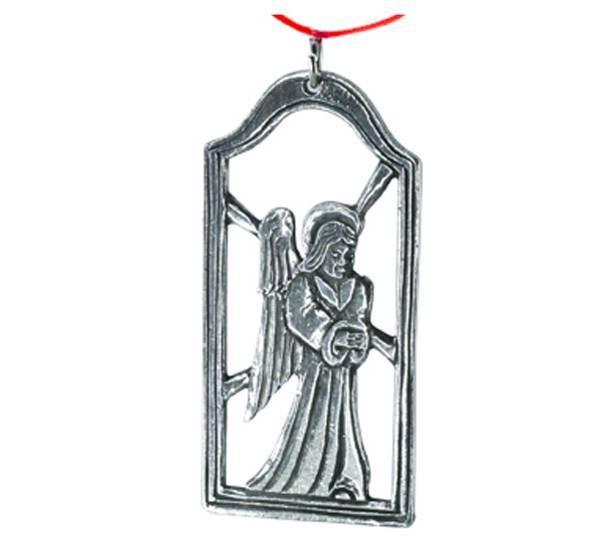 Bilde av Uro, engel i vinduet, Tinn-Per