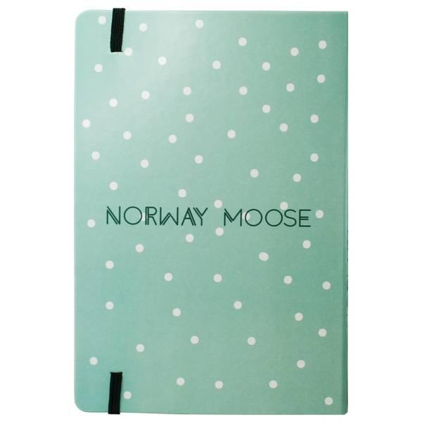 Bilde av Notatbok A5, Norway Moose