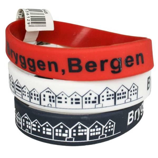 Bilde av Armbånd  Bryggen, Bergen *Sett à 3*