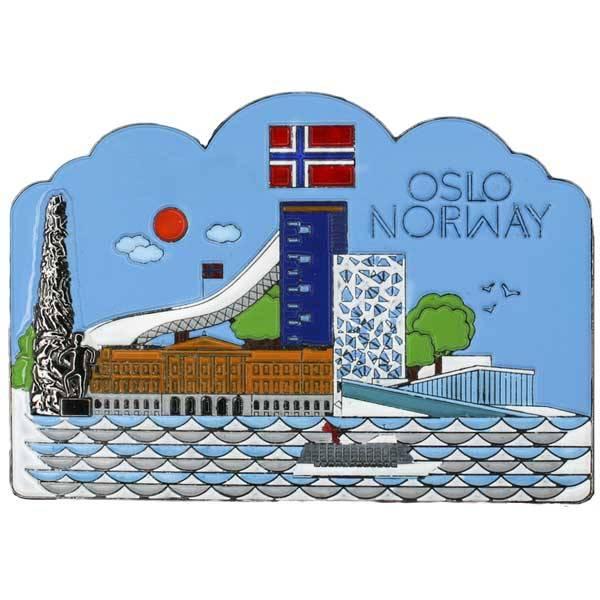 Bilde av Magnet, city style Oslo