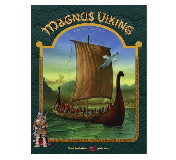 Bilde av Magnus Viking