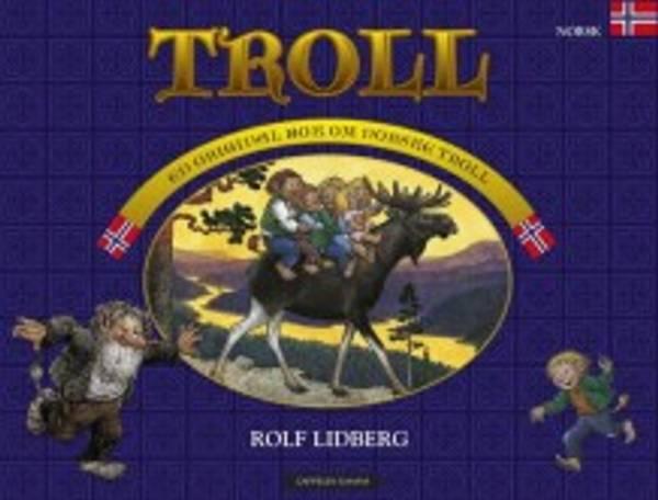 Bilde av Troll av Rolf Lidberg